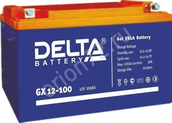 Аккумуляторная батарея DELTA HRL 12-55 номинальной