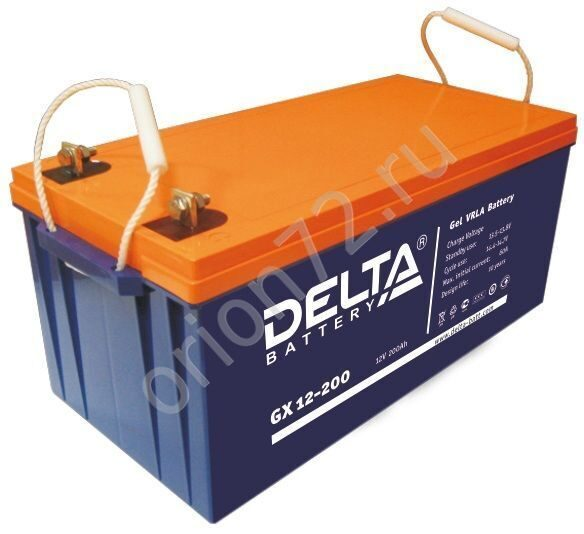 Свинцово-кислотный аккумулятор DELTA DTM 1255 L